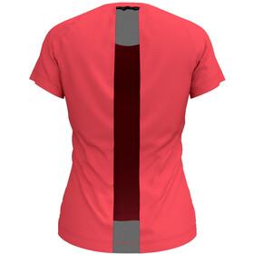 Odlo BL Ceramicool Element T-shirt Damer, chrysanthemum-black